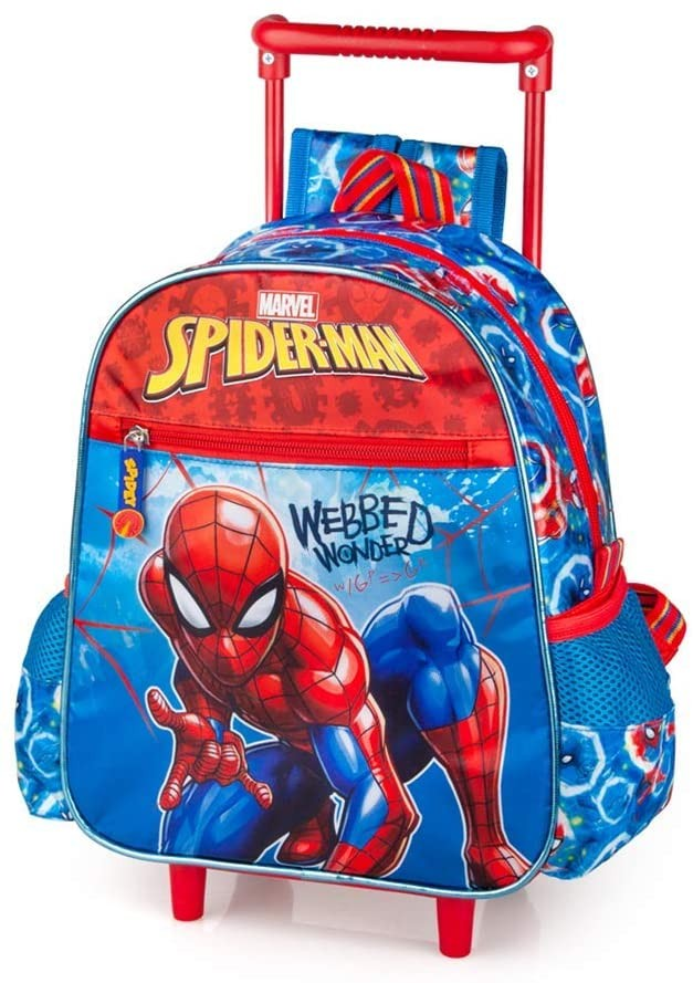 TROLLEY ASILO  MARVEL SPIDER-MAN