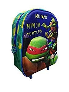 ZAINETTO-TROLLEY-ASILO-TURTLES-NINJA/11904ZAINETTO