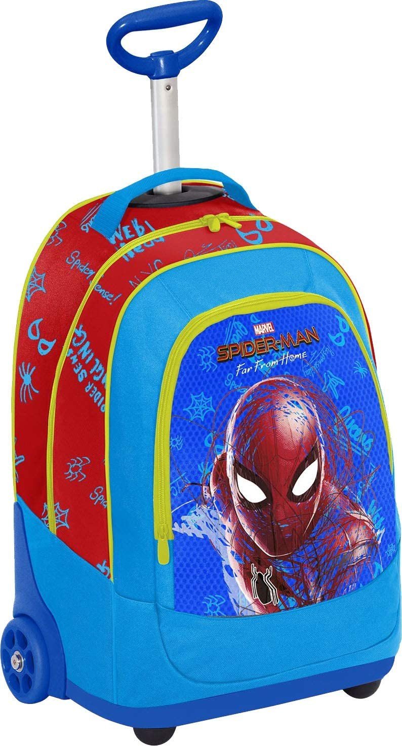 ZAINO TROLLEY SPIDER-MAN